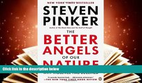 Audiobook  The Better Angels of Our Nature: Why Violence Has Declined Steven Pinker  [DOWNLOAD]