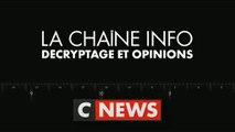 Regardez en vidéo le moment où iTélé a définitivement laissé sa place, ce matin à 5h58, à la nouvelle chaîne info: CNews