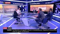 La première apparition de Jean-Pierre Elkabbach sur CNews où il va faire une interview politique quotidienne