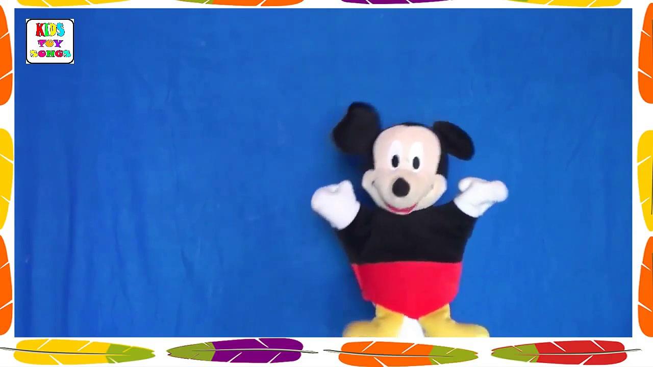 Mickey Mouse Baa Baa Black Sheep Nursery Rhyme   Baa Baa Black Sheep Mickey Mouse Kids Toy Songs For