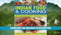 download epub Indian Food   Cooking: A Step-By-Step Kitchen Handbook: 170 simple-to-make authentic