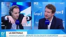 """Yannick Jadot : """"Je reste plus que jamais dans le jeu politique"""""""
