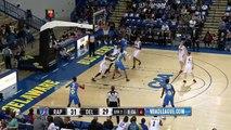 Nate Robinson passe entre les jambes de son adversaire !