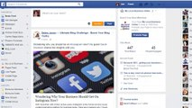 Facebook Newsfeed Update - How To See More Of What YOU Like in Your Newsfeed