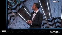 Oscars 2017 : Le tweet hilarant de Jimmy Kimmel à Donald Trump (Vidéo)