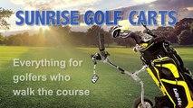 Sunrise Golf Carts  Remote Electric Golf Carts
