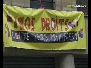 Le MNCP avec Nos Droits contre leurs Privilèges