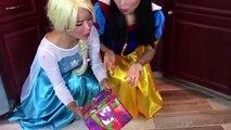 Bebé Cenicienta, Rapunzel historia de amor w/ Spiderman, Maléfica, el Hada, Congelados Elsa, Elsa bab