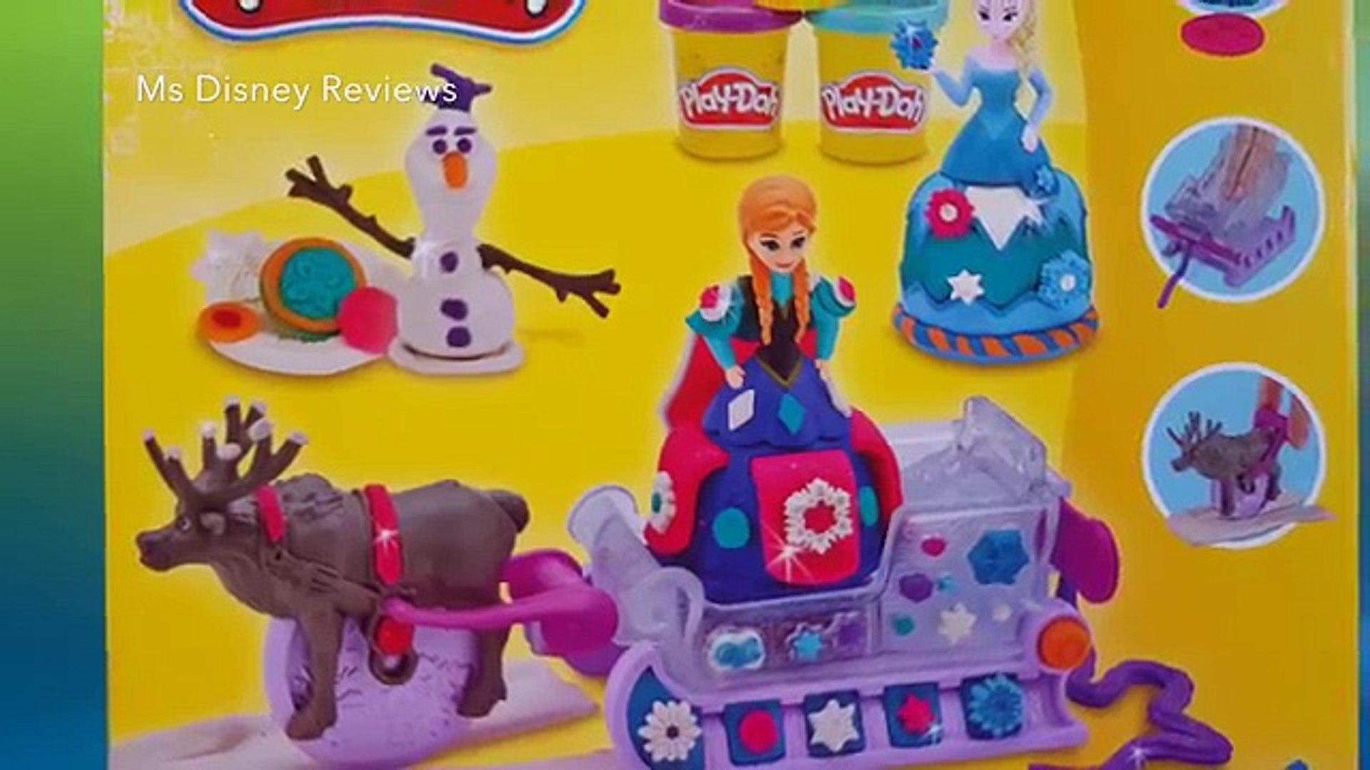 ♥♥♥ Новый пластилин сестры ездовых Игровой набор Disney замороженные Олаф Эльза Анна Свен ♥♥♥