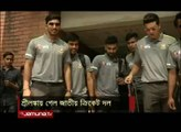 Bangla News Today 27 Feb17. Two Tests, three ODIs and two T- 20 play in the Sri Lankan, leave the country to national cr