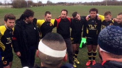 Rugby Promotion Honneur : Calais - Cambrai