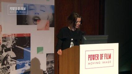 ELIF SHAFAK ON FILM, DEMOCRACY AND DISSENT