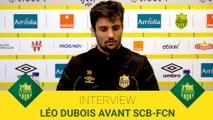 Léo Dubois avant SCB-FCN