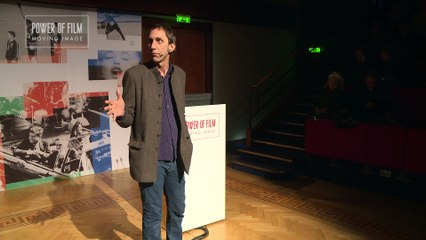 WILL SELF ON THE DEATH OF FILM