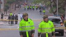 Guerrilla del ELN asume autoría de atentado en Bogotá y pone en riesgo diálogos de paz