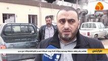 هاشم بشر يتفقد منطقة بوسليم ويؤكد أنه لا يوجد ضمانات لعدم تكرار الاشتباكات من جديد