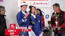 JT09 - Cérémonie de remise des prix - Raid 4L Trophy 2017