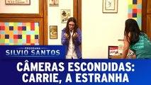 Pegadinha Carrie, A Estranha: Versão estendida