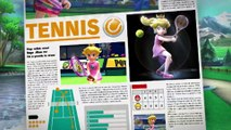 Mario Sports Superstars – Bande-annonce - Tennis (Nintendo 3DS)