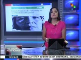 Líder argentina Milagro Sala recibe la solidaridad de activistas de AL