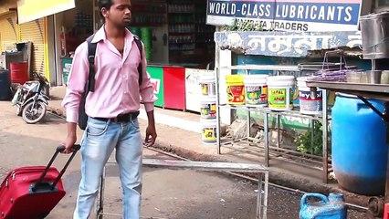 "रूम पार्टनर || ""Room Partner"" || New Bollywood Film || Hindi Short Film 2017 || Gobindas Movie"