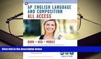 PDF [Download]  AP® English Language   Composition All Access Book + Online + Mobile (Advanced