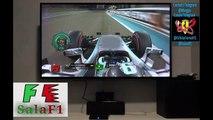 Pole Lap Onboard - F1 2015 Round 19 - GP Abu Dhabi (Yas Marina) Nico Rosberg