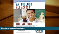 Best Ebook  AP? Biology All Access Book + Online + Mobile (Advanced Placement (AP) All Access)