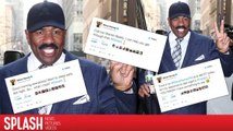 Steve Harvey Reacts to the Best Picture Flub at Oscars