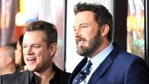 Matt And  Affleck Get Big TV News