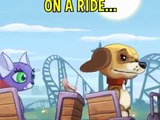 Nutty Fluffies Rollercoaster - Android Launch Trailer [UK]