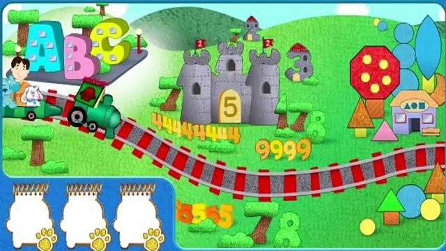 Blues Clues - Blues Gold Clues Challenge / Nick Jr. (kidz games)