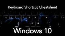 Windows 10 Keyboard shortcuts-windows 10 keygen-