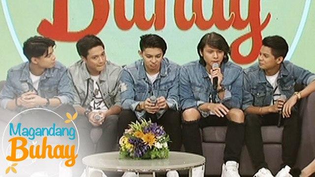 Magandang Buhay: BoybandPH thanks their Super Fans