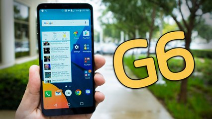 LG G6 - Top 6 Things to Know