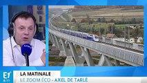 SNCF : les TGV sont de moins en moins rentables