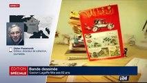 Gaston Lagaffe fête ses 60 ans