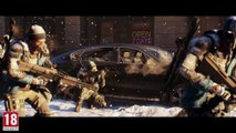 Tom Clancy's : The Division - Bande-annonce Baroud d'Honneur