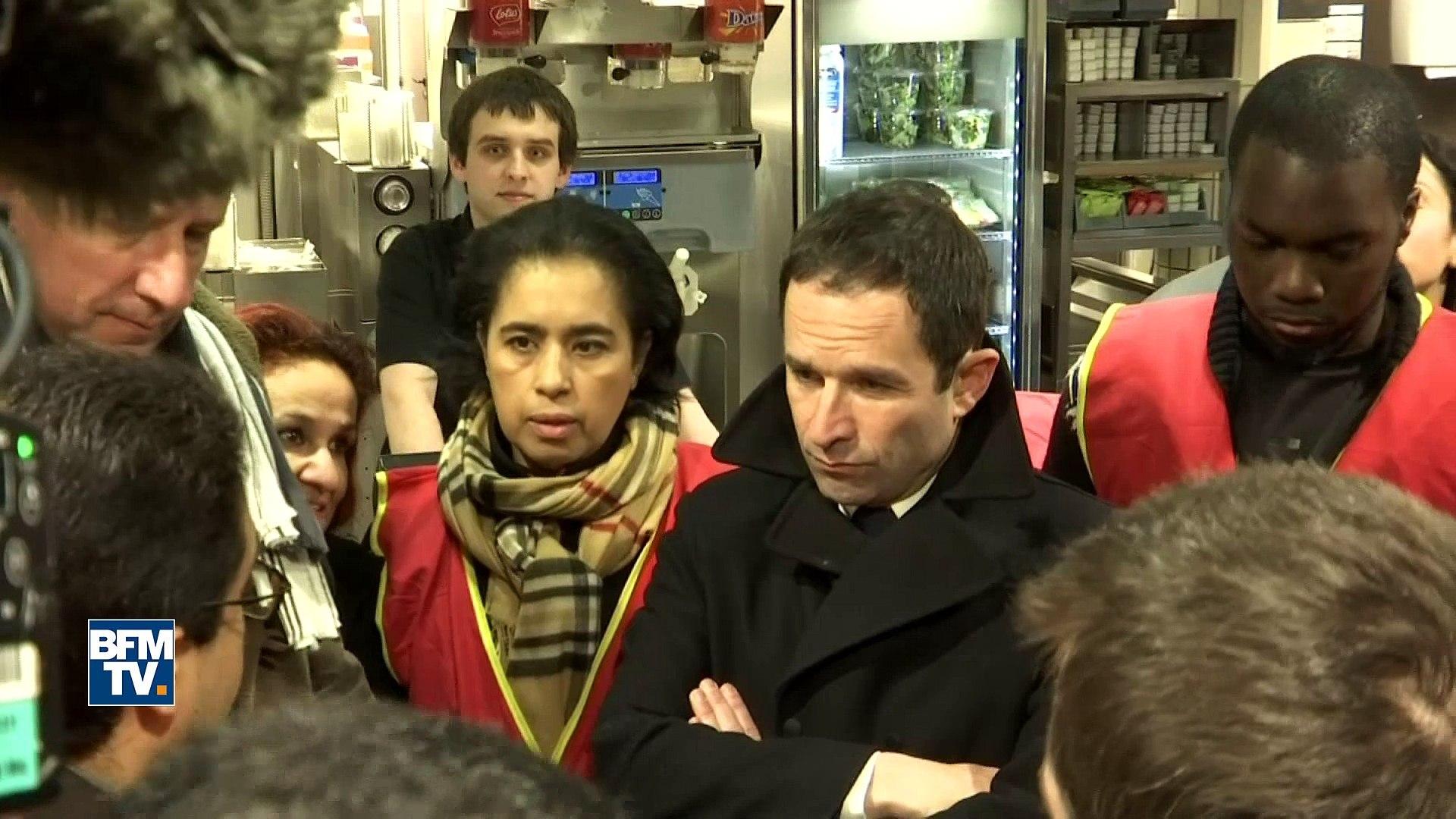 Présidentielle: les Vallsistes montent au front