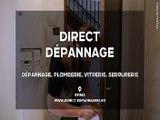 Dépannage  Plomberie, serrurerie, vitrerie - A Reims dans la Marne (51)- Direct Dépannage