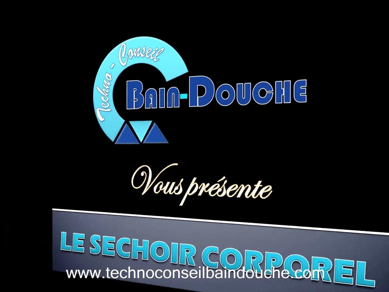 Techno Conseil Bain Douche Sechoir Corporel Galaxy Body Dryer