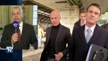 Le député PS du Val d'Oise Philippe Doucet s'inquiète de la campagne de Benoît Hamon