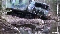 EXTREME OFFROAD BEST Multi Purpose Articulated Tracked Vehicle Extreme Off road EXTREME OF