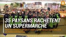 Coeur Paysan : 35 paysans rachètent un supermarché à Colmar