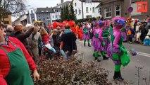 Karneval in Dülken 2017   Rosenmontagszug in Dülken 2017