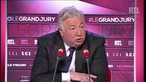 Gérard Larcher, invité du Grand Jury