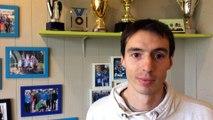Frédéric Xhonneux préface les championnats d'Europe d'athlétisme indoor