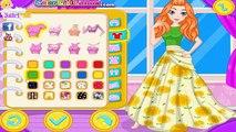 Disney Princess Ariel Rapunzel Elsa Anna Aurora Cinderella Belle & Snow White Dr
