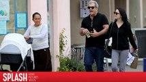 Mel Gibson fait du shopping pour son bébé