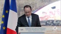 Coup de feu pendant le discours de François Hollande en Charente